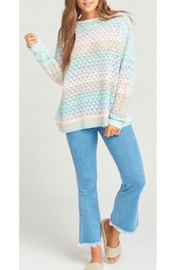 Show Me Your Mumu Pastel Sweater - Product Mini Image