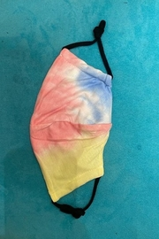 Vava Pastel Tie Dye Adult Face Mask - Product Mini Image