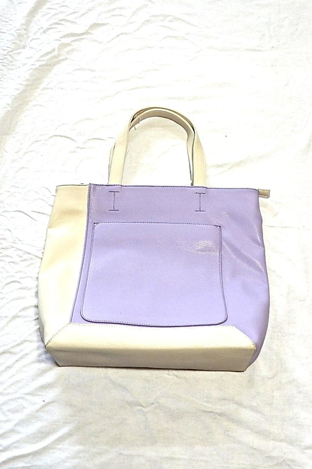 Fine N Funky Pastel-Tone Everyday Totes - Front Cropped Image