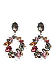 Madison Avenue Accessories Pastel Vintage Earring - Product Mini Image