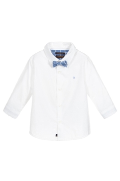 Shoptiques Product: PASTEL WINDOWPANE CK SHIRT