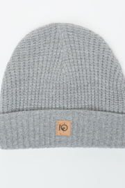 Ten Tree Patch Beanie - Front cropped