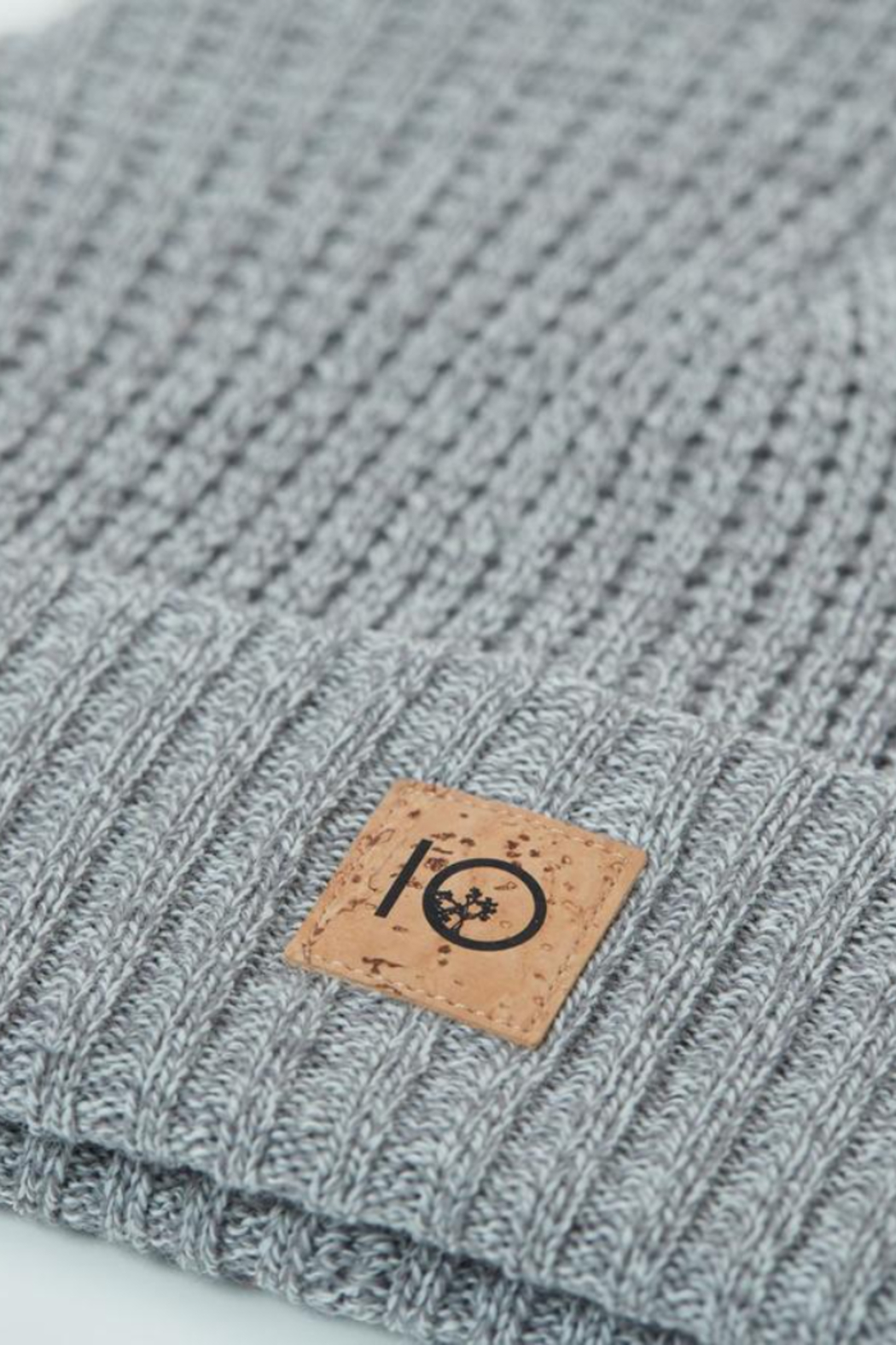 Ten Tree Patch Beanie - Front Full Image