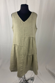 Inoah  Patch Dress - Front cropped
