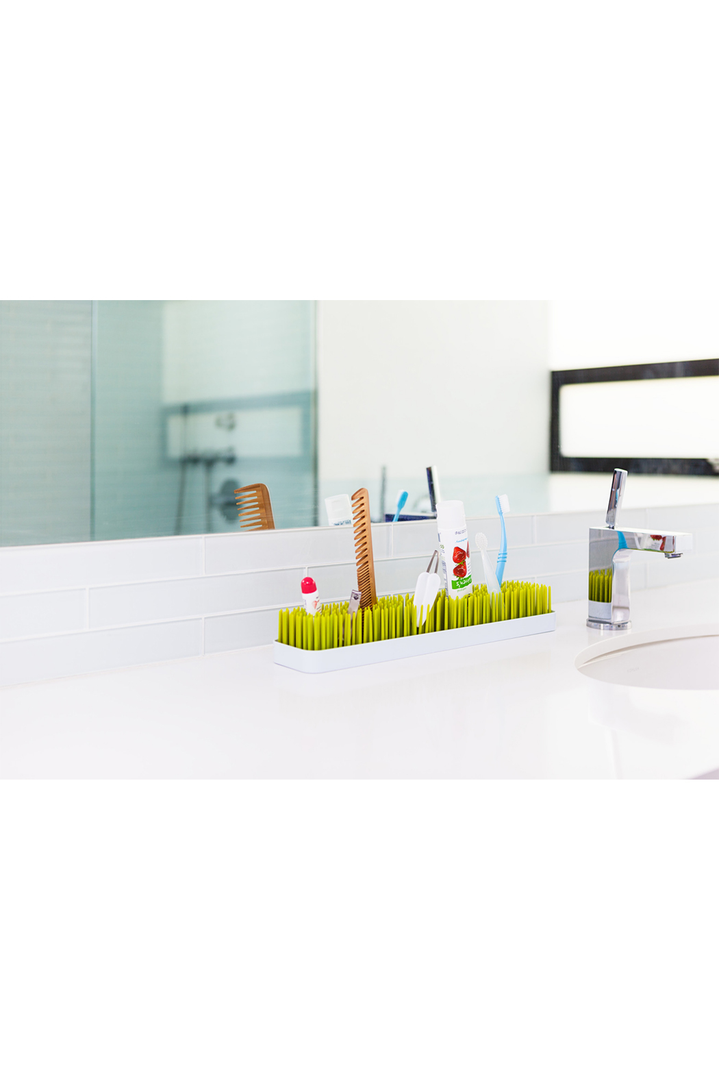 boon by Tomy Patch Drying Rack - Side Cropped Image