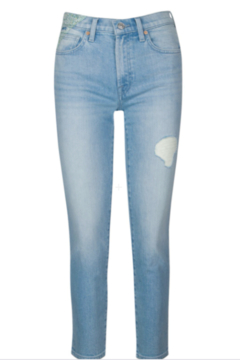 7 For all Mankind Patched Peggi Ankle - Alternate List Image