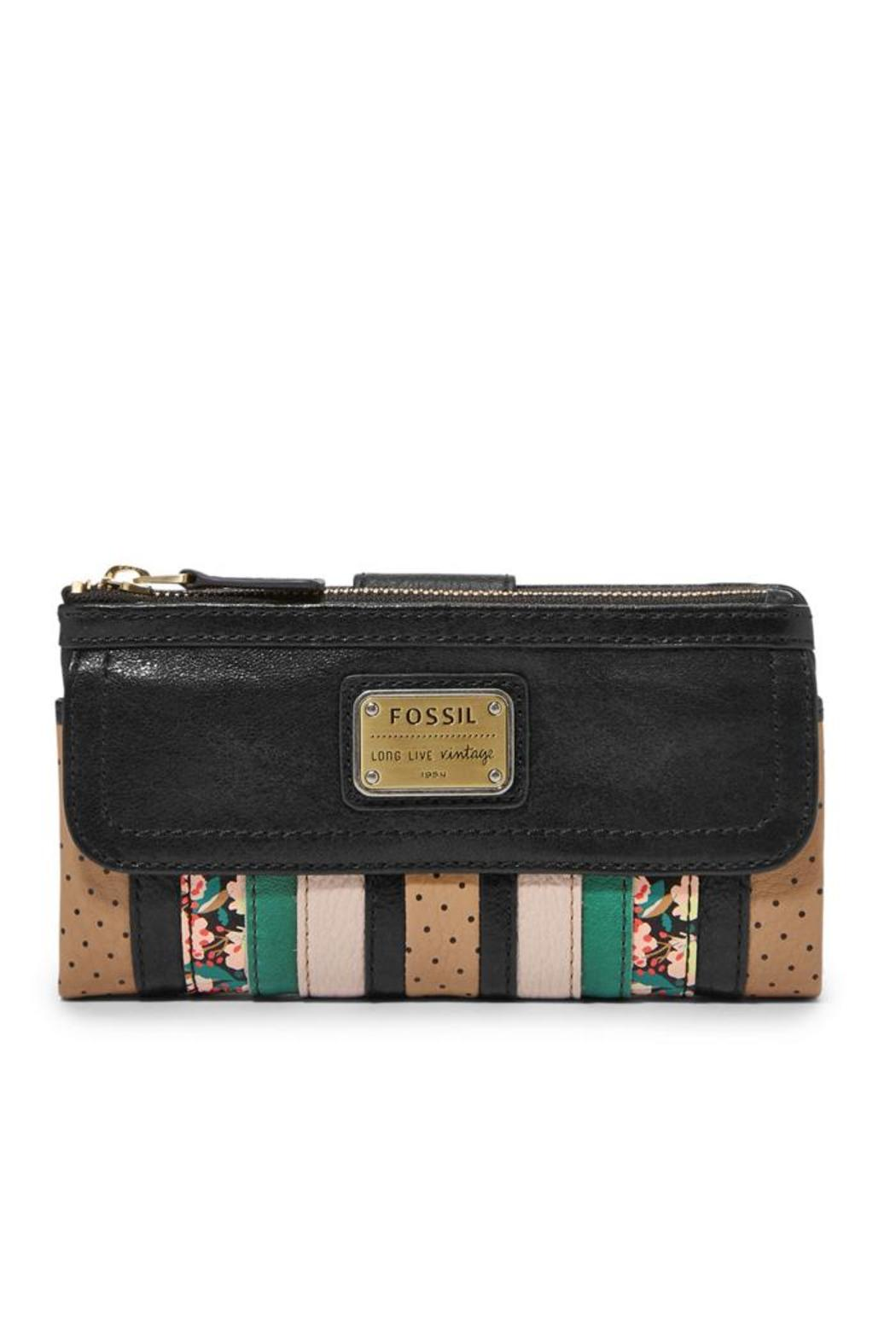 Patchwork Clutch Multi - Main Image