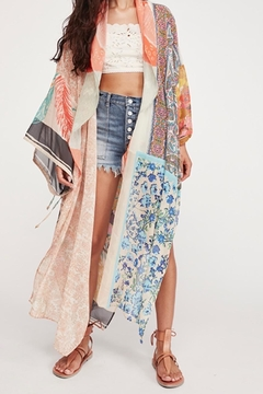 Free People Patchwork Kimono - Alternate List Image