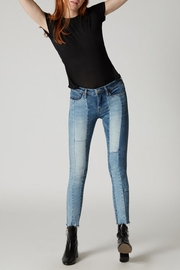 Blank NYC Patchwork Skinny Jean - Product Mini Image