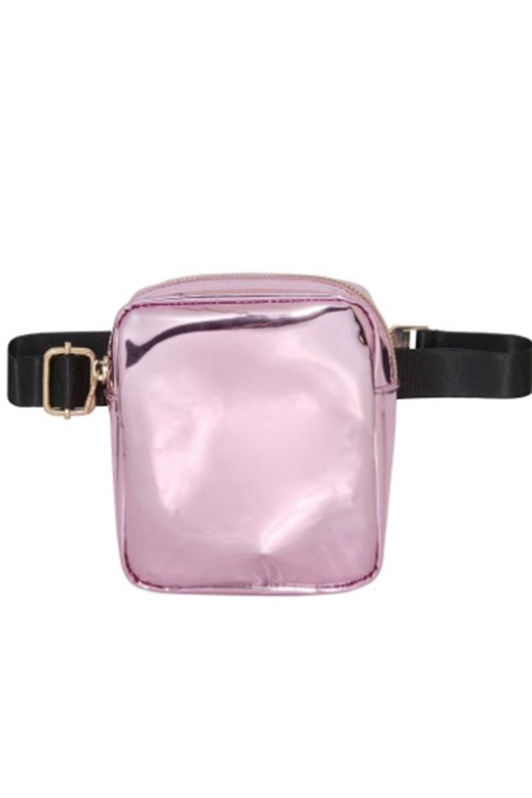 Stoney Clover Lane Patent Fanny Bag - Main Image