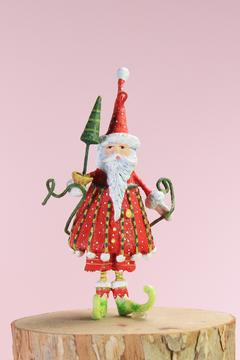 Patience Brewster Mini Dashing Santa - Alternate List Image