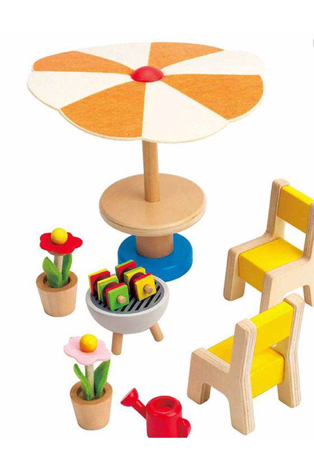 Hape Patio Set Furniture - Main Image