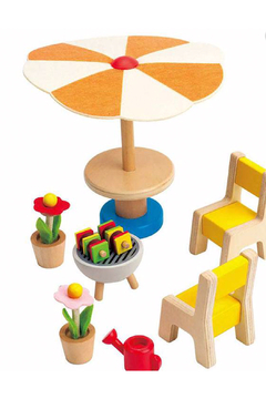 Hape Patio Set Furniture - Product List Image