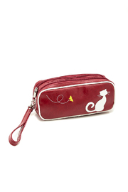 Patricia's Presents Cat Wristlet Pouch - Product Mini Image