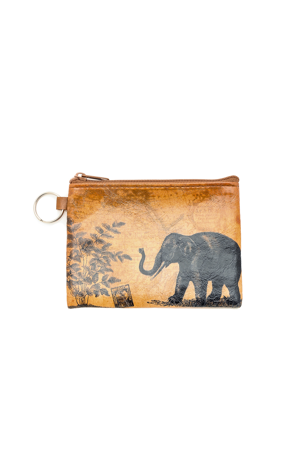 Patricia's Presents Elephant ID Key Pouch - Main Image