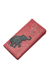 Patricia's Presents Elephant Wallet - Product Mini Image