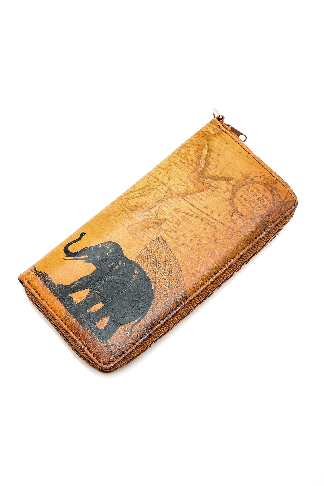 Patricia's Presents Elephant Wristlet Wallet - Main Image