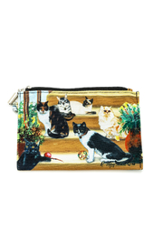 Patricia's Presents Zippered Cat Pouch - Product Mini Image