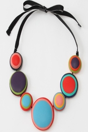 Patricia's Presents Acrylic Colorful Neckpiece - Product Mini Image