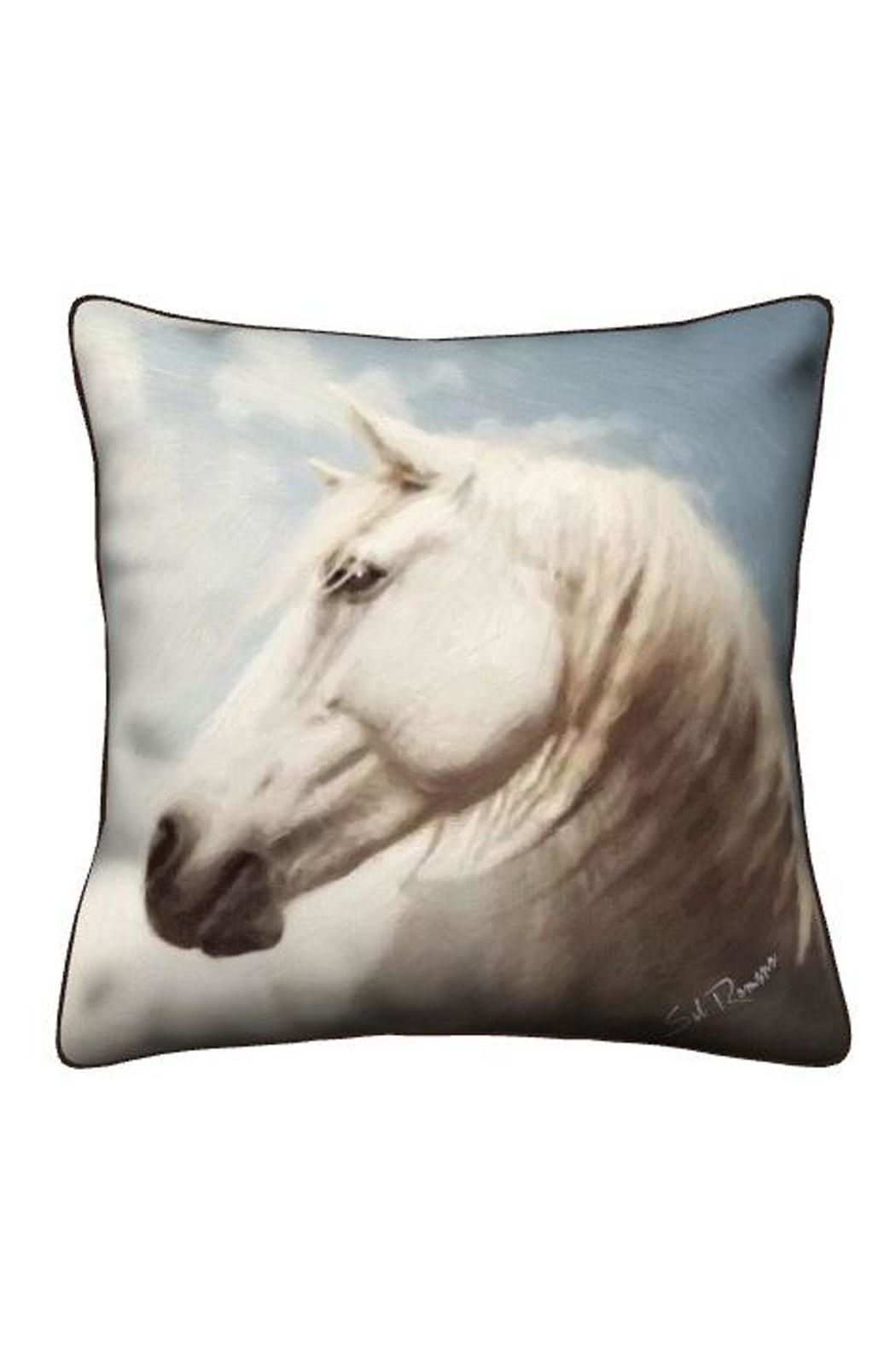 Patricia's Presents Arabian Horse Pillow - Main Image