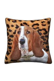 Patricia's Presents Basset Hound Pillow - Product Mini Image