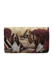 Patricia's Presents Bassett Hound Wallet - Product Mini Image