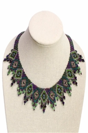 Patricia's Presents Beaded Neckpiece - Front cropped