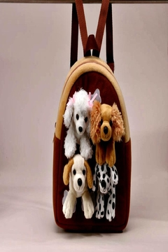 Shoptiques Product: Childs Dog Backpack