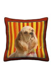 Patricia's Presents Cocker Spaniel Pillow - Front cropped