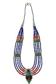 Patricia's Presents Nepalese Neckpiece - Product Mini Image