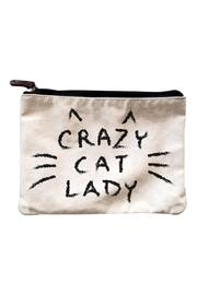 Patricia's Presents Crazy Catlady Pouch - Product Mini Image