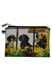 Patricia's Presents Daschund Pouch - Product Mini Image