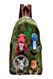 Patricia's Presents Dinosaur Backpack Kids - Front cropped