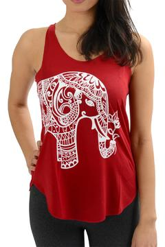 Patricia's Presents Elephant Tee Shirt - Product List Image