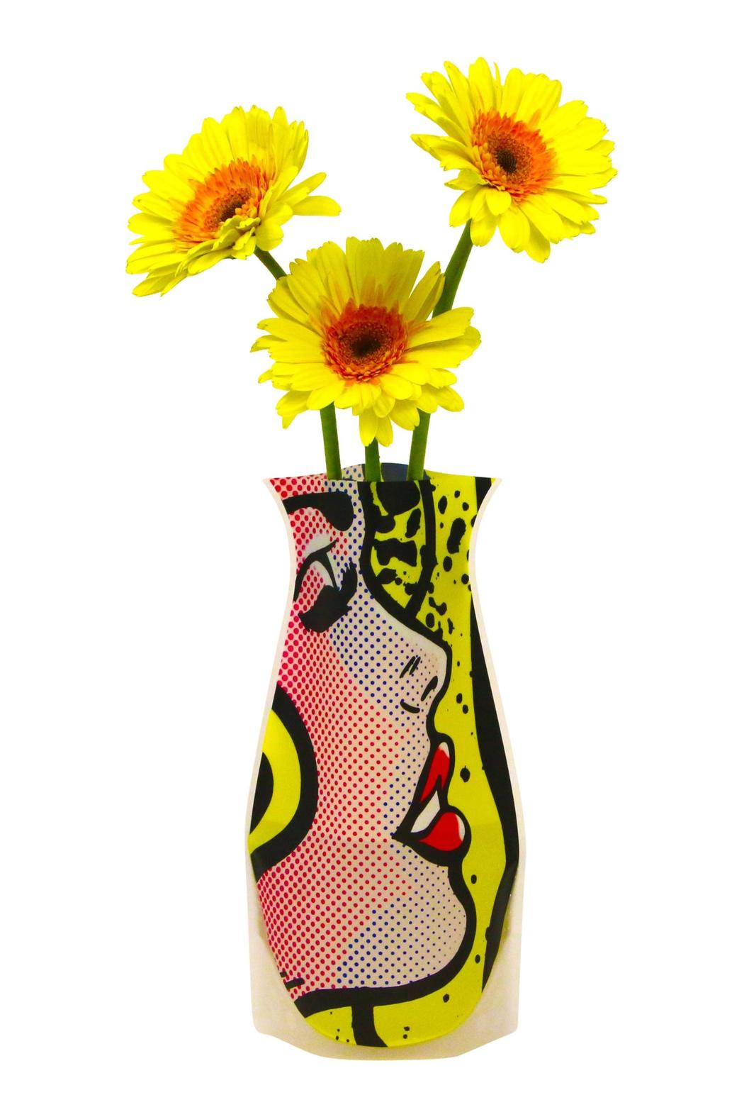 Patricia's Presents Expandable Flower Vase - Front Cropped Image