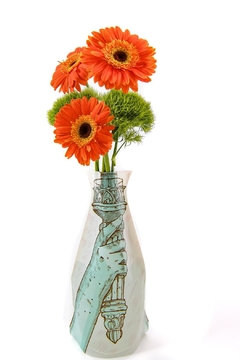 Patricia's Presents Expandable Flower Vase - Alternate List Image