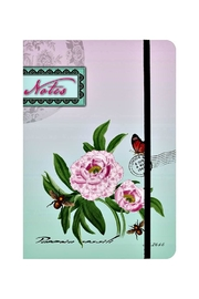 Patricia's Presents Floral Journal - Product Mini Image