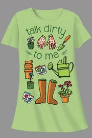 Patricia's Presents Gardeners Sleep Shirt - Product Mini Image