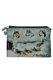 Patricia's Presents Husky Dog Pouch - Product Mini Image
