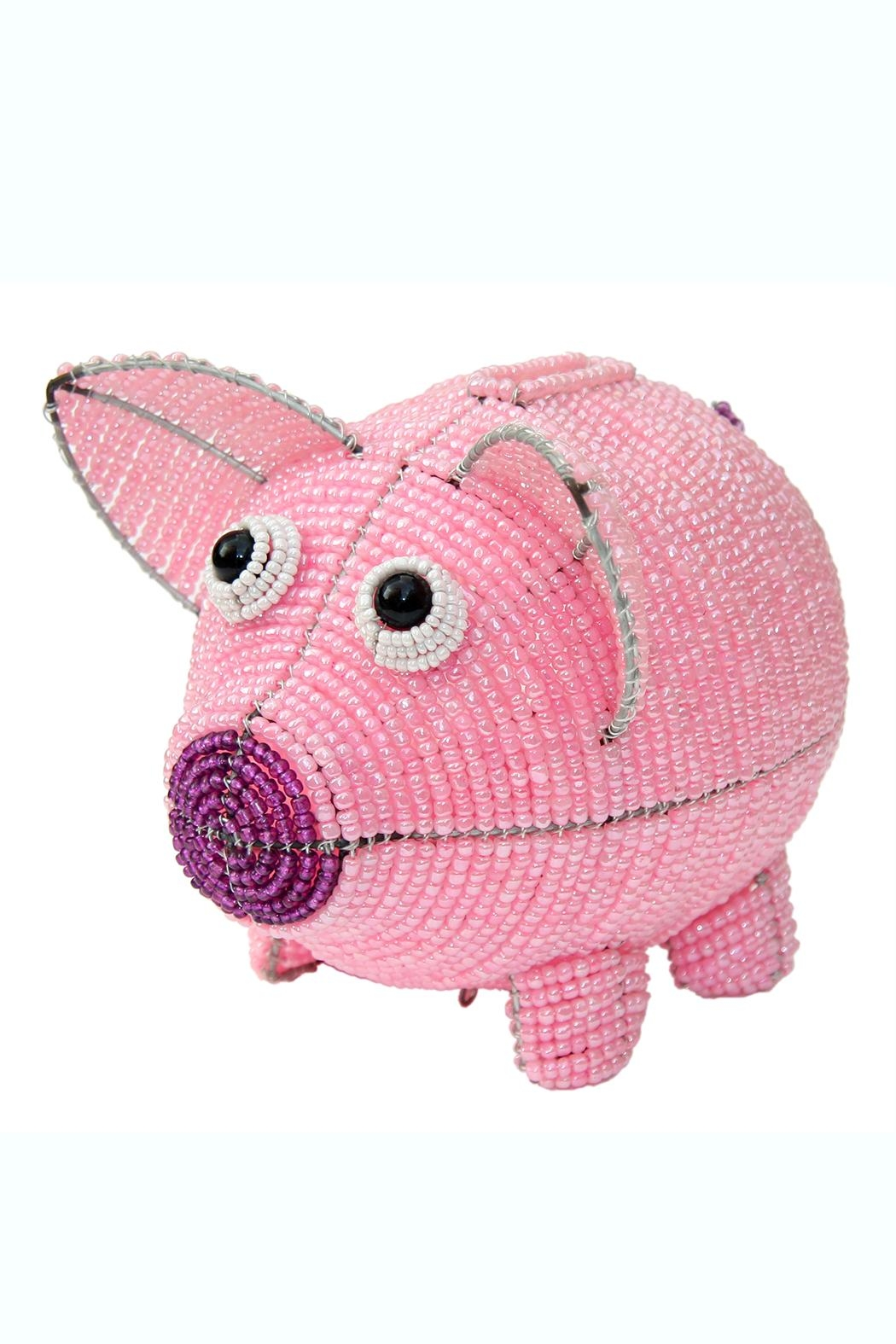 Patricia's Presents Kids Piggy Bank - Main Image
