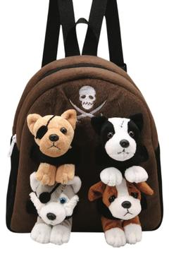 Shoptiques Product: Kids Pirate Backpack