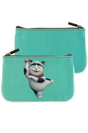 Patricia's Presents Maneki Zipper Purse - Product Mini Image