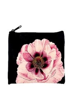 Patricia's Presents Peony Change Purse - Alternate List Image
