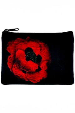 Patricia's Presents Poppy Change Purse - Alternate List Image