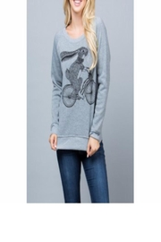 Patricia's Presents Rabbit Sweatshirt - Product Mini Image