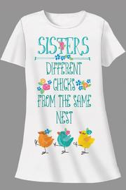Patricia's Presents Sisters Sleepshirt - Product Mini Image
