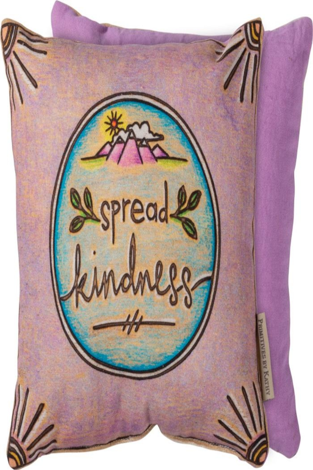 Patricia's Presents Spread Kindness Pillow - Main Image