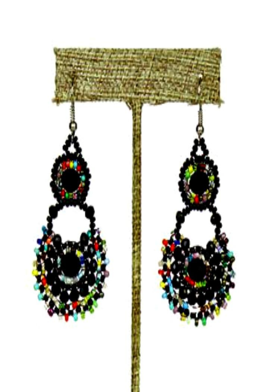 Patricia's Presents Tuitti Fruitti Earrings - Front Cropped Image