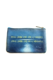 Patricia's Presents Vegan Leather Change Purse - Product Mini Image