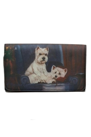 Patricia's Presents Westie Theme Wallet - Product Mini Image
